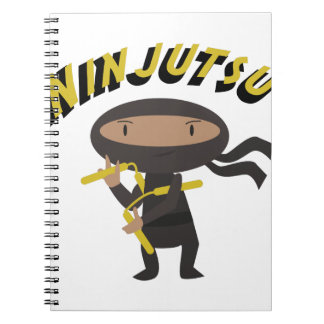 Ninjutsu Notebook