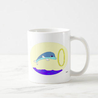 Ninni 2 classic white coffee mug