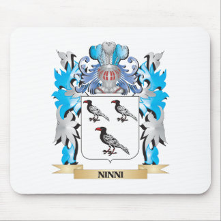 Ninni Coat of Arms - Family Crest Mouse Pad