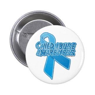 niño-abuso-conciencia pin redondo 5 cm