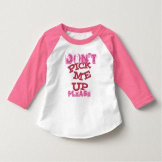 Niño American Apparel 3/4 camiseta del raglán de