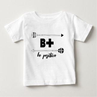Niño B+ Camiseta