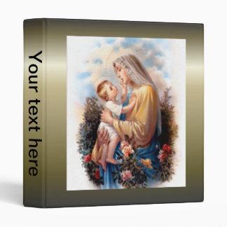 """Niño bendecido Jesús del Virgen María y del niño Carpeta 1"""""""