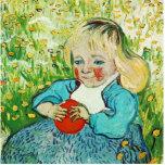 Niño con el naranja, 1890. Vincent van Gogh. Escultura Fotográfica