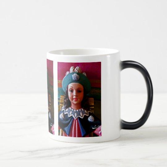 nino de atocha magic mug