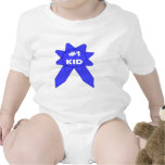 Niño de Blue Ribbon #1 Trajes De Bebé