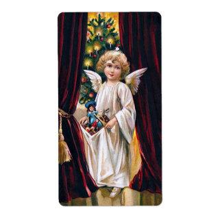 Niño de Cristo del alemán Etiqueta De Envío
