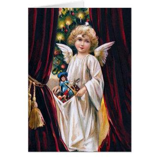 Niño de Cristo del alemán Tarjeta De Felicitación
