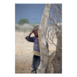 Niño de desierto posters