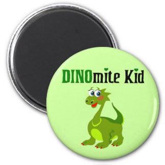 Niño de Dinomite Imanes