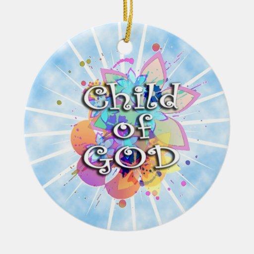 Niño de dios, en colores pastel ornamentos de reyes
