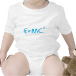 Niño de E=MC2 Smart Trajes De Bebé