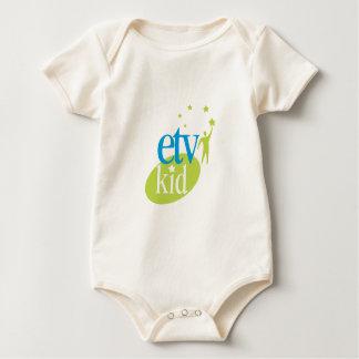 Niño de ETV Body Para Bebé