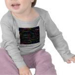 Niño de la camisa de manga larga del diseño I del