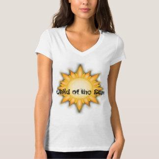 Niño de la camiseta de Sun Camisas