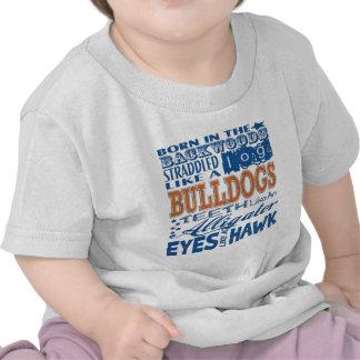 Niño de la canción de la lucha del MHS Camiseta