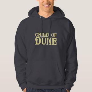 Niño de la duna jersey con capucha