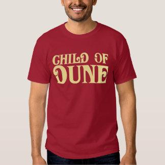 Niño de la duna remeras