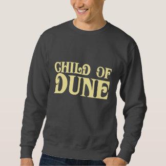 Niño de la duna sudadera con capucha