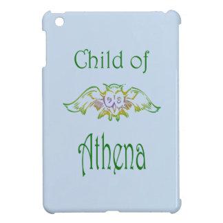 Niño de la mitología griega del semidiós del búho