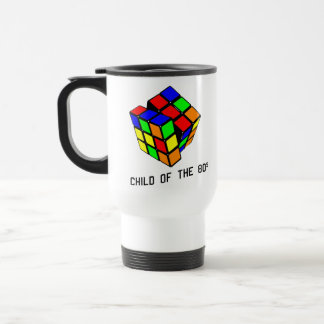 Niño de la taza de los años 80