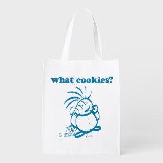 ¿Niño de las galletas, qué galletas? Bolsas Para La Compra