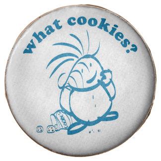 ¿Niño de las galletas, qué galletas?