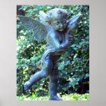 Niño del ángel lleno posters