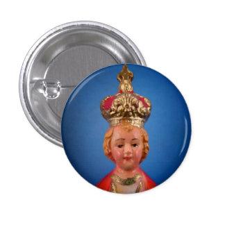 Niño del botón de Praga Pins