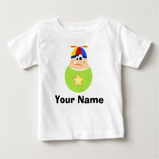 Niño del dibujo animado del gorra de la gorrita playera