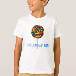 Niño del Lollipop Remera