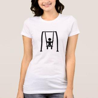 Niño del oscilación camisetas
