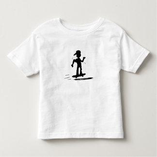 Niño del patinador - nd t-shirts