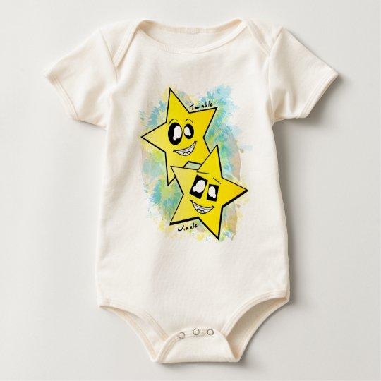 niño del twinkle&winkle body para bebé