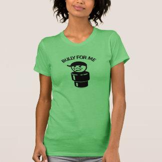 Niño duro de la pequeña gente del vintage - matón camisetas