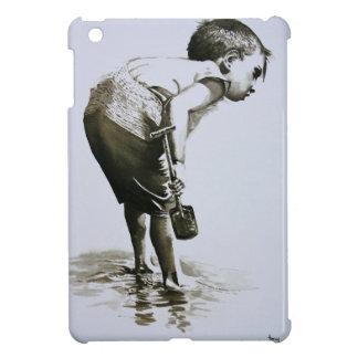 Niño en caso del iPad de la playa el mini iPad Mini Cárcasa