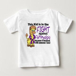 Niño en la lucha contra Fibromyalgia Poleras