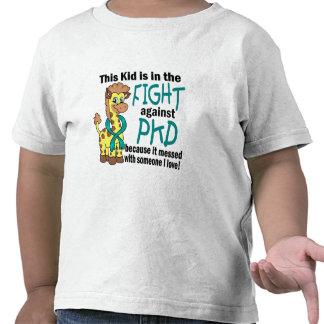 Niño en la lucha contra PKD Camiseta