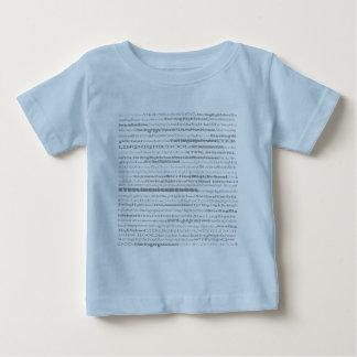 Niño esterlina de la camisa del diseño II del