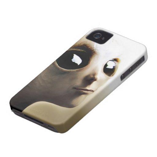 Niño extranjero iPhone 4 fundas