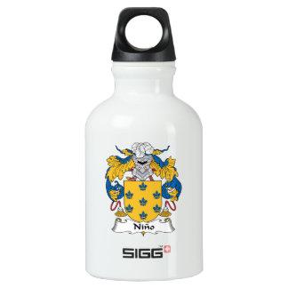 Nino Family Crest SIGG Traveler 0.3L Water Bottle