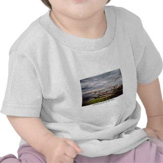 Niño Floatplanes T/tres atracado Camiseta