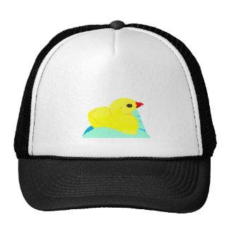Niño grapic del polluelo de los niños azules amari gorras de camionero