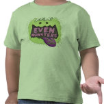 "(Niño) incluso camiseta de ""Glubb"" de los monstruo"