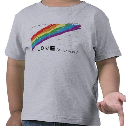Niño inocente T Camisetas