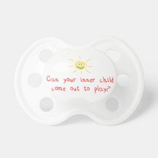 Niño interno chupetes para bebes