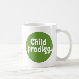 Niño Prodigy Tazas De Café