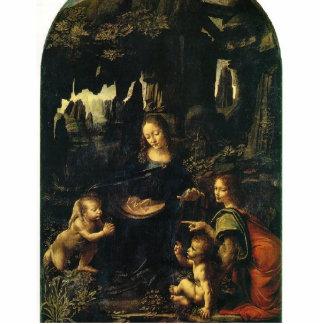 Niño St. John de Maria y de Cristo el Bautista com Escultura Fotografica
