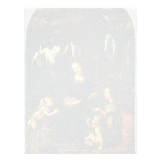 Niño St. John de Maria y de Cristo el Bautista com Plantillas De Membrete