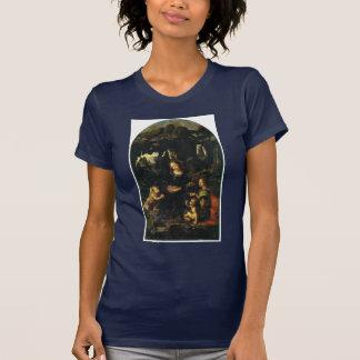 Niño St. John de Maria y de Cristo el Bautista com Camiseta